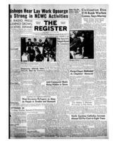 National Catholic Register November 22, 1953