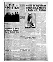 National Catholic Register November 29, 1953
