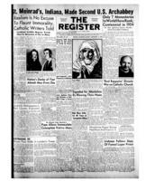 National Catholic Register December 13, 1953