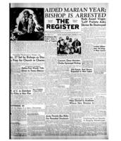 National Catholic Register December 20, 1953