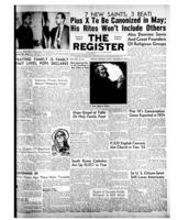 National Catholic Register December 27, 1953