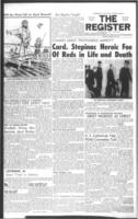 National Catholic Register February 18, 1960