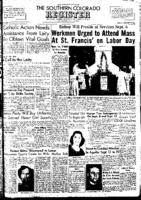 Southern Colorado Register September 1954