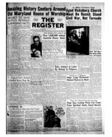 National Catholic Register January 3, 1954