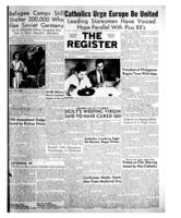 National Catholic Register January 10, 1954