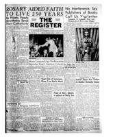 National Catholic Register January 17, 1954