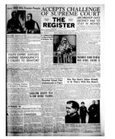 National Catholic Register January 31, 1954