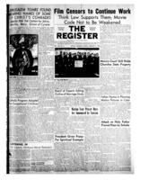 National Catholic Register February 7, 1954