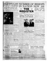 National Catholic Register February 14, 1954