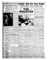 National Catholic Register February 28, 1954
