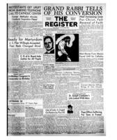 National Catholic Register March 7, 1954