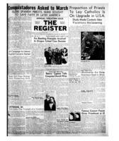 National Catholic Register March 14, 1954