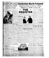 National Catholic Register March 21, 1954