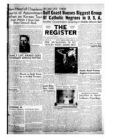 National Catholic Register March 28, 1954