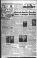 National Catholic Register March 24, 1960