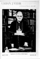 Denver Catholic Register April 27, 1967: Archbishop Urban J. Vehr Retirement...