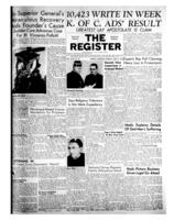 National Catholic Register April 4, 1954