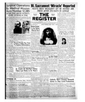 National Catholic Register April 11, 1954