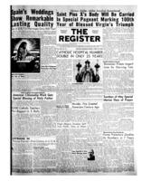 National Catholic Register April 18, 1954