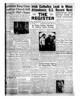 National Catholic Register April 25, 1954