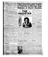National Catholic Register May 9, 1954