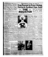 National Catholic Register May 30, 1954