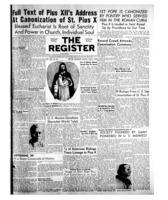 National Catholic Register June 6, 1954