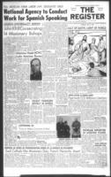 National Catholic Register May 5, 1960