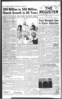 National Catholic Register May 12, 1960