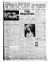 National Catholic Register July 11, 1954
