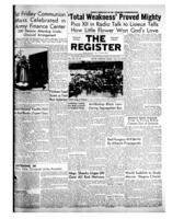 National Catholic Register July 18, 1954