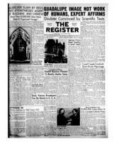 National Catholic Register July 25, 1954