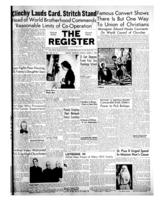 National Catholic Register August 1, 1954