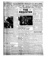 National Catholic Register August 15, 1954