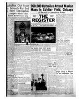 National Catholic Register September 19, 1954