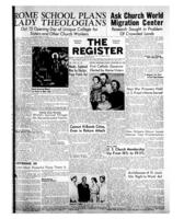 National Catholic Register September 26, 1954