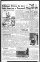 National Catholic Register June 23, 1960