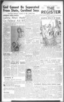 National Catholic Register June 30, 1960