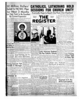 National Catholic Register October 3, 1954