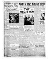 National Catholic Register October 10, 1954