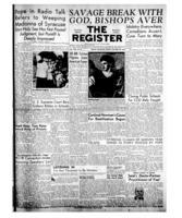 National Catholic Register October 24, 1954