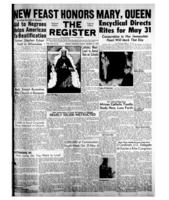 National Catholic Register October 31, 1954