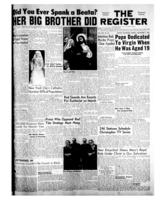 National Catholic Register November 7, 1954