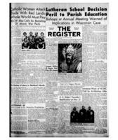 National Catholic Register November 21, 1954