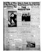 National Catholic Register December 5, 1954