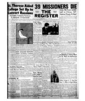 National Catholic Register December 12, 1954