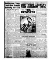 National Catholic Register December 19, 1954