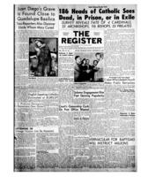 National Catholic Register December 26, 1954