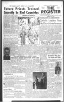 National Catholic Register July 7, 1960