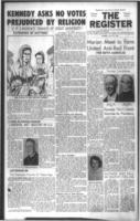 National Catholic Register July 21, 1960